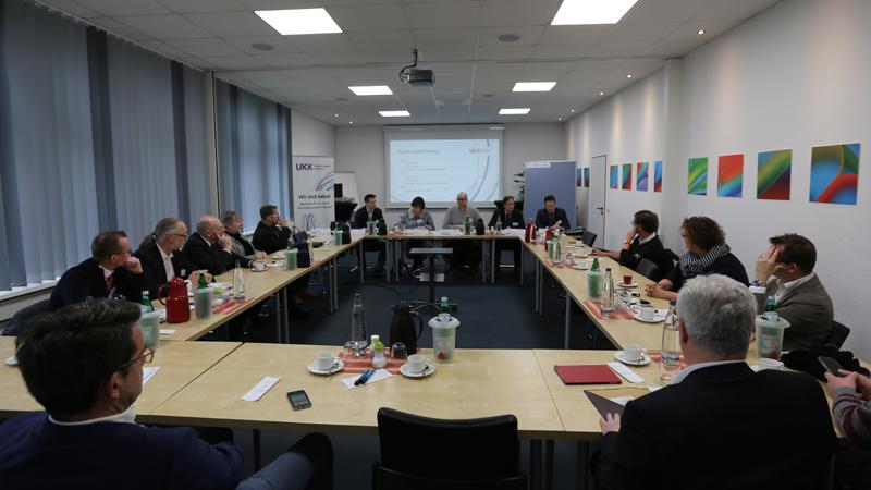 Erste Jahreshauptversammlung des Unternehmerkreises Kempen